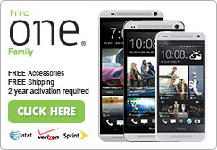 Category Feature HTC One Family Ad