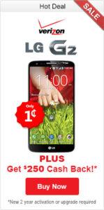 Feature LG G2 Verizon Ad